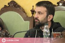 La fiscalia demana 8 mesos d'inhabilitació a Pau Juvillà pels llaços grocs a la Paeria