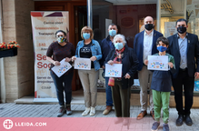 La Taula d'Entitats de Balaguer lliura els premis de la Cistella Solidària