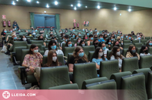 Més de 2.000 alumnes s'estrenen com a universitaris a la UdL
