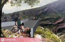 Veïns del Pallars Jussà recullen signatures contra la construcció d'un mirador