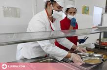 Productes ecològics i de proximitat als menjadors escolars de l'Alta Ribagorça