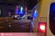 Un grup de veïns evita un robatori retenint els dos joves lladres a Lleida