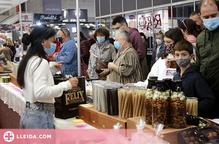 ⏯️ Centenars de visitants tornen a degustar la Fira del Torró d'Agramunt