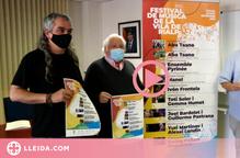 ⏯️ El Festival de Música Vila de Rialp programa 8 concerts amb Manel com a cap de cartell