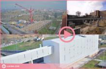 ⏯️ Així es va construir en temps rècord l'hospital annex a l'Arnau de Vilanova