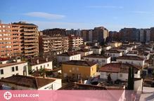 Lleida és la capital amb l'IBI més alt de tot Espanya