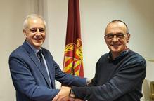 Pueyo signa el nomenament del nou coordinador general i econòmic de l'Ajuntament de Lleida