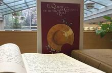 La UdL fa una copia manuscrita d' 'El Quixot' on hi han participat més de 350 persones