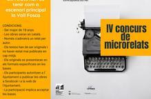 IV Edició del Concurs de Microrelats