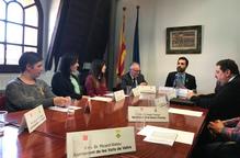 L'Alt Urgell exigeix davant el president del Parlament invertir en línies elèctriques