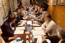 La Diputació de Lleida ofereix els seus tècnics als ajuntaments afectats per la rubinada