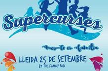 Esport i solidaritat a les Supercurses by The Family Run de diumenge a La Mitjana