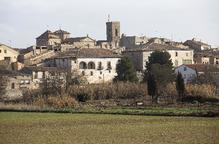 A la imatge, les cases senyorials de cal Capell i cal Tella / X.S. - SEGRE