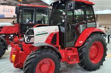 """Una empresa de tractors """"aterra"""" a Lleida per obrir mercat al sud d'Europa"""