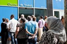L'atur augmenta en 1.663 persones a la demarcació de Lleida a l'abril i la xifra de desocupats se situa en 23.479L'atur augmenta en 1.663 persones a la demarcació de Lleida a l'abril i la xifra de desocupats se situa en 23.479