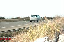 Enxampen un conductor que circulava a 192 km/h per la C-14 a l'Urgell