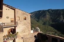 Reobertura de la casa de pagès cremada al Pallars Sobirà