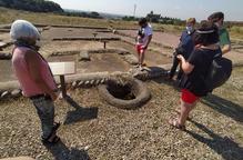 Els Museus de Guissona, La Noguera i tàrrega atansen l'arqueologia a la gent