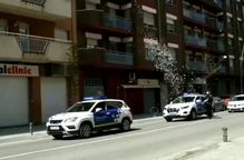 La Policia Local de Tàrrega felicita els aniversaris dels infants durant el confinament