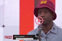 """⏯️ Pueyo considera """"inacceptable"""" el tractament del 'FAQS' a Kelly Isaiah i el seu grup Koers"""