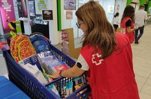 Creu Roja Lleida aconsegueix 870€ en material escolar en la XI edició de la 'Vuelta al Cole Solidaria'