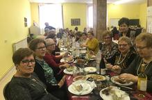 Les dones de Massalcoreig celebren Santa Àgueda