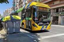 Arxiu Autobusos de Lleida transport urbà