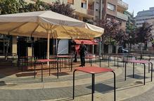 Pueyo tornarà a demanar al Govern que permeti obrir l'interior de bars i restaurants