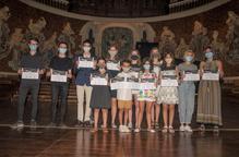 Joves pianistes cerverins es retroben actuant al Palau de la Música