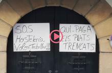 ⏯️ Bars i restaurants de Lleida i el Baix Segre ja poden obrir l'interior