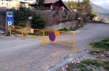 Control d'habitatges a Sant Llorenç de Morunys per evitar que vingui gent de vacances