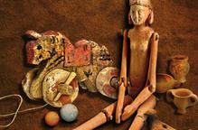 Jocs a l'Antiguitat, taller i visita guiada