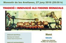 V Sopar Medieval al Monestir de les Avellanes