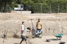 Excavacions obertes a tothom al jaciment de Iesso