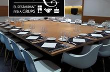 """El Davall Espai Gastronòmic ara és el """"Restaurant per a Grups"""""""