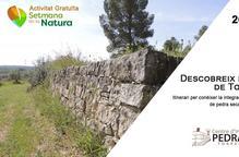Un itinerari amb motiu de la Setmana de la Natura