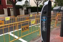 Plusfresc instal·la punts de recàrrega de cotxes elèctrics a tres de les seves botigues