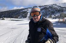 Pepe Rubio: Professor i història de l'esquí al Pallars
