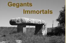 Vols conèixer qui són els Gegants Immortals? el 25 de novembre t'explicarem quan, com i per què