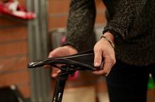 Per què se'ns adormen les mans a la bicicleta?