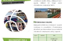 Esport Base, o com treballar integralment l'exercici multiesportiu