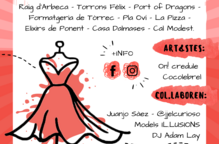 UN #GASTROSARAO MOLT FASHION! | 4 MAIG · 21H · ARBECA