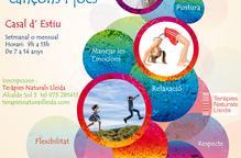 Casal d'estiu ioga i teatre per a nens