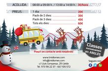 Christmas Camp a LM Idiomes
