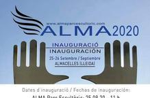Inauguració mostra escultòrica ALMA 2020