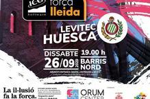 El Trofeu Orum Center Ciutat de Lleida, aquest dissabte al Barris Nord