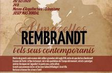 """Inauguració mostra temporal """"Rembrandt i els seus contemporanis"""" al MAU"""