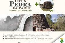 """Ruta guiada i visita a l'exposició """"Tota pedra fa paret. La Pedra Seca a Catalunya"""""""