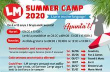 Summer Camp 2020 i preparació d'exàmens de Cambridge a LM Idiomes!