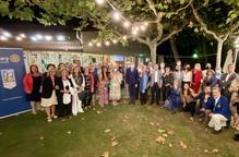 Celebració del Canvi de Presidència del Rotary Club de Lleida pel nou període 2021-2022